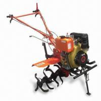 Wholesale Diesel Tiller with 6.0HP Maximum Power, 800 to 1100mm Tilling Width and 150 to 300mm Depth from china suppliers