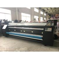 Buy cheap Banner Sublimation Digital Textile Printing Machine On Various Fabric Materials from wholesalers