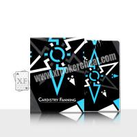 Wholesale Cardistry Fanning Plastic Invisible Playing Cards 2 Index Marked Playing Cards from china suppliers