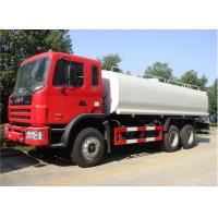 Wholesale CLW brand high quality JAC brand left hand drive 6x4 diesel water tanke truck 25000L, 25m3 water cistenr truck from china suppliers