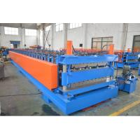 Wholesale Double Layer Roll Forming Machine for Wall Panel and Tile Roof Panel with PLC Control from china suppliers