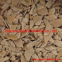 China Industrial Grade NaHS sodium hydrosulfide flakes 70% min for leather depilatory on sale