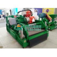 Wholesale Solid Control Equipment Drilling Fluid Processing Shale Shaker for Sale, Balanced elliptical motion from china suppliers
