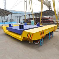 Wholesale High Quality On Rail Electricity Operated Ladle Transfer Car with electronic scale from china suppliers