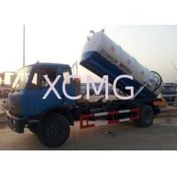 Wholesale Low Consumption Special Purpose Vehicles , 6.5L Septic Pump Truck XZJ5120GXW from china suppliers