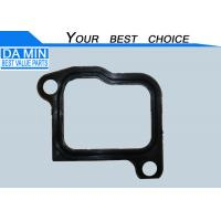 China 1141150961 ISUZU Auto Parts Inlet Manifold Gasket Air Seal Tightness Strong Black Color on sale