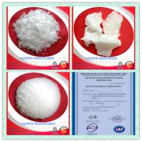 Buy cheap caustic soda flakes/pearls/solid 99% from wholesalers