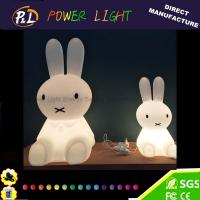 Wholesale Holiday Decoration Light LED Easter Bunny Rabbit Lamp from china suppliers