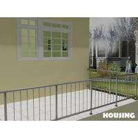 Wholesale DIY Rod Steel Balcony Balustrades with Varnished Surface from china suppliers