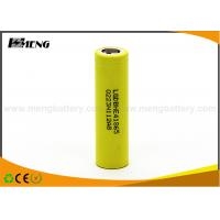 Wholesale Original Lithium E Cig Battery 2500mAh LG HE4 35A High Power from china suppliers