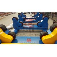 Wholesale Manual Tank Welding Rack Manual Travel Bogie , France Schneider Inverter from china suppliers