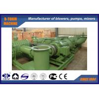 Wholesale Two stages Roots Air Blower , high pressure roots compressor for power plant from china suppliers