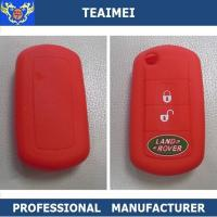 Wholesale Promotion Multi Color Remote Silicone Car Key Cover Case For Land Rover from china suppliers