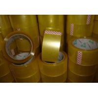 Buy cheap T High Viscosity Sealing Packing Tape, Transparent Carton Packing Tape Free Sample from wholesalers