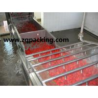 Wholesale Tomato sauce making machine ,ketchup ,catchup ,tomato paste manufacturing equipment from china suppliers