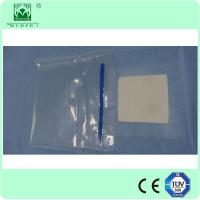 Wholesale Disposable Sterile Medical Eye Drape Pack with Collection Pouch from china suppliers