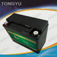 Quality YB16-B / YB16L-B LiFePO4 Lithium Ion Starter Battery Replacement 12V 10Ah 480A for sale