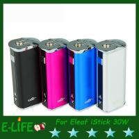 Wholesale Eleaf iStick 2200mah E-Cigarette Battery VV VW Mod Device 100% Original Factory Sale from china suppliers