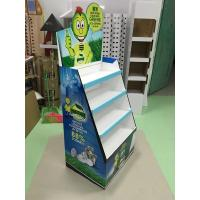 Wholesale Advertising Lamp floor standing display / creative cardboard pop displays from china suppliers