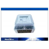 Wholesale Multi-Tariff  Single Phase Electronic Energy Meter Smart Anti-Tamper from china suppliers