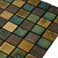 Quality Floor Ceramic Mosaics with Dynastic Style for Interior Decorations for sale