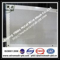 Wholesale low carbon steel perforated metal,sheet metal fabrication from china suppliers