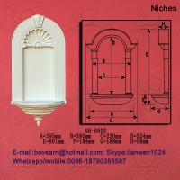 Wholesale PU wall niche from china suppliers