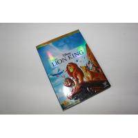 Wholesale wholesale The Lion King disney dvd movies with slip cover case,accept paypal from china suppliers