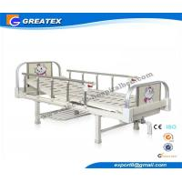 Wholesale High Grade Durable Stainless Steel Hospital Baby Bed / Cot for Infant Nursing from china suppliers