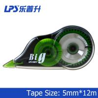 Wholesale Office Correction Tape Frosted Shell Plastic 12m Green Correction Tape 965 from china suppliers