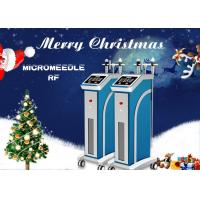 Wholesale Radiofrequency Microneedling Machine For Wrinkle Removal / Skin Whitening Tightening from china suppliers