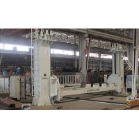 Wholesale Loading 20 Tons Two Columns Welding Positioner Big Distance Between Two Fixed Columns from china suppliers