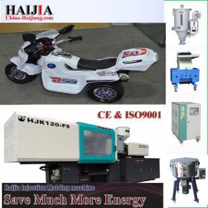 China Professional Plastic Injection Molding Machine 37+30KW Pump Motor Power on sale