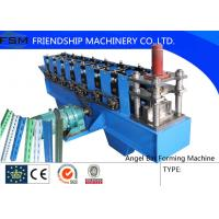 Wholesale Hydraulic Cutting Metal Forming Machinery L Angle 5.5kw Gcr15 Steel from china suppliers