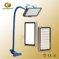 Wholesale portable panel lights indoor/outdoor camping rechargeable led emergency light from china suppliers