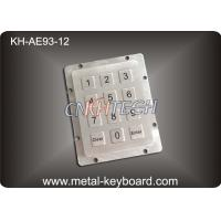 Wholesale Water Resistant 12 key keypad ,  Numeric Keypad from china suppliers