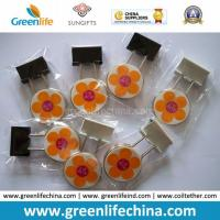 Wholesale Custom Flower Printing Paper Clip Good Promotional Gifts from china suppliers