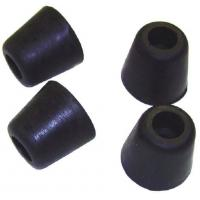Wholesale Customized NBR, EPDM, CR, NR Black Rubber Dust Cover / Rubber Bellows Dust Cover For Motors And Engines from china suppliers
