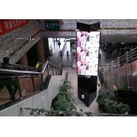 Wholesale Three-sided Rolling Full Color LED Display Screen Indoor 360 Degree Led Display from china suppliers