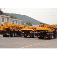 Wholesale Load Sensing Hydraulic Mobile Crane With Retractable Boom 25 Ton from china suppliers