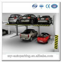 Wholesale Cheap and High Quality CE Double Vehicles Car Parking System Vertical Car Parking Lift from china suppliers