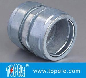 Wholesale EMT Compression Coupling Zinc,Set-screw EMT Conduit Fittings Zinc Die Cast EMT Compression Coupling from china suppliers