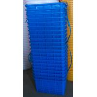Wholesale Plastic net crate using fresh fruit , fish crate from china suppliers