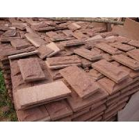 Wholesale Mushroom Red Sandstone Wall Cladding from china suppliers