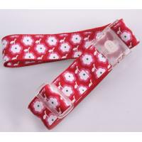 Wholesale 100% Polyester Retractable Printed Logo Luggage Belt from china suppliers
