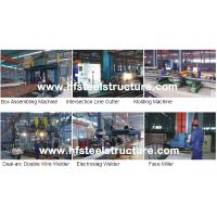 Fast Erection Modular Industry Steel Building Fabricated By Lastest Machine