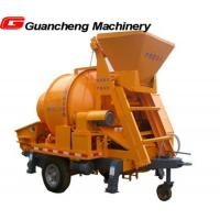 Wholesale JZC500 B  Automatic Loading Electric Concrete Mixer Pump from china suppliers