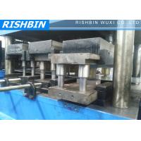 Wholesale Steel Roof C Purlin Roll Forming Machine for PRE Engineering Building from china suppliers