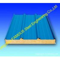 Wholesale Exterior Polyurethane Foam Sandwich Sheetsl For Refrigeration House from china suppliers