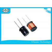 Wholesale Ferrite Core 0608 Fixed Inductor Black Low DCR D6 X H8mm For LED Lights from china suppliers